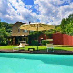Casa Viepori, house with pool